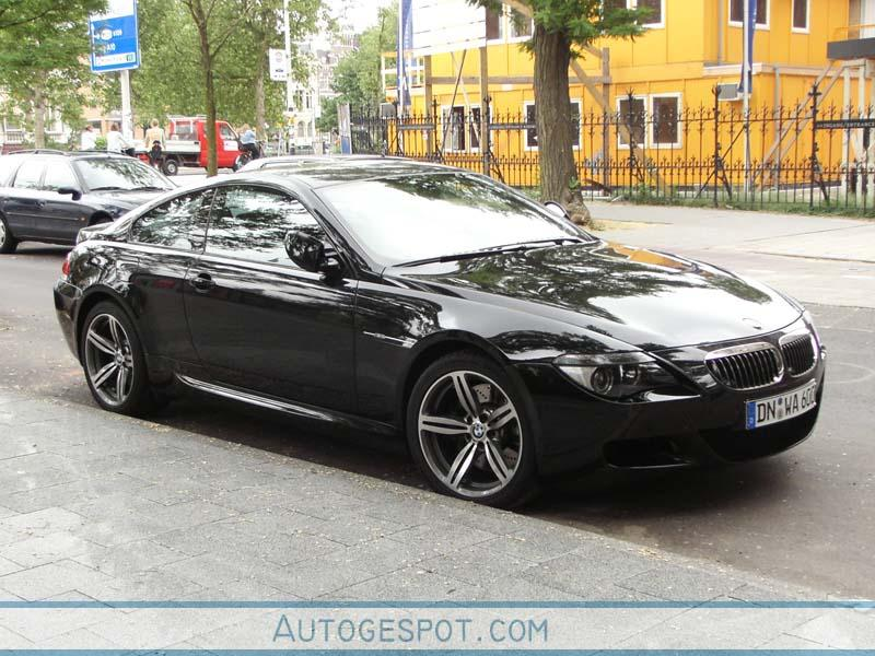 BMW M6 E63 - 17 June 2005 - Autogespot
