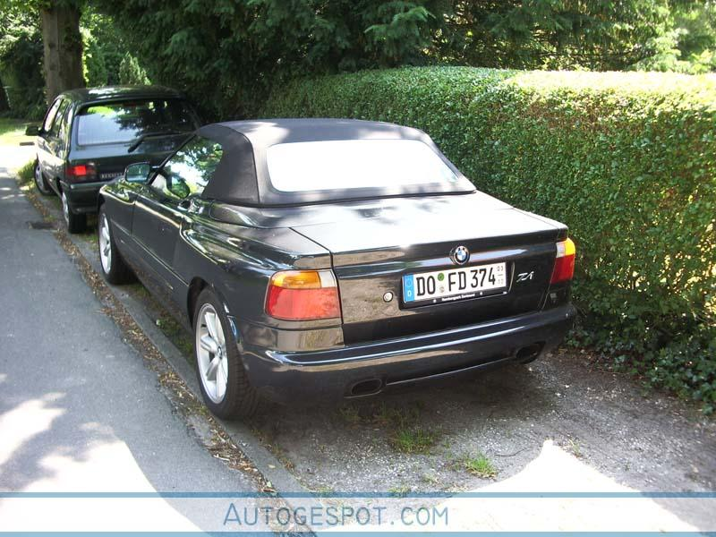 bmw z1 23 juni 2005 autogespot. Black Bedroom Furniture Sets. Home Design Ideas