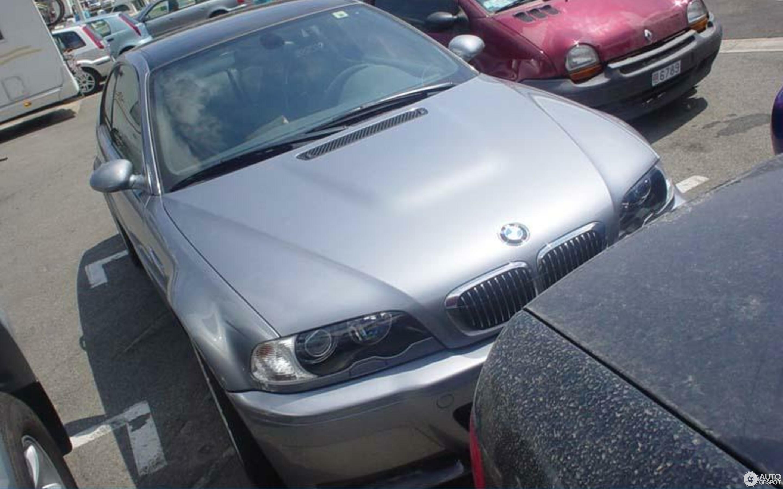 Bmw M3 E46 Csl 10 August 2005 Autogespot
