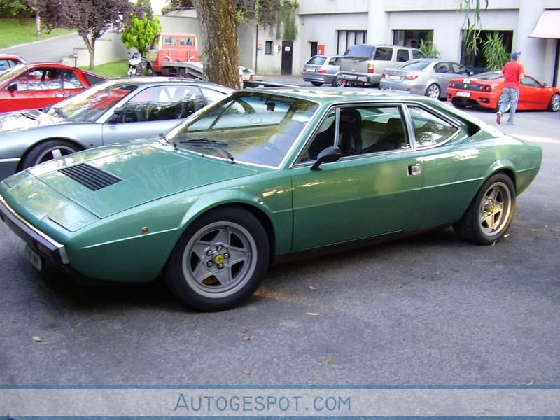 ferrari dino 308 gt4 2 2 25 august 2005 autogespot. Black Bedroom Furniture Sets. Home Design Ideas