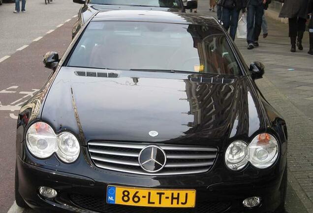 Mercedes-Benz SL 600 R230