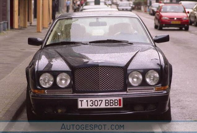 Bentley Continental T Mulliner