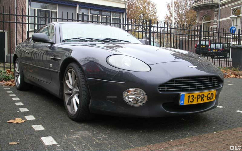 Aston Martin Db7 Vantage 6 December 2005 Autogespot
